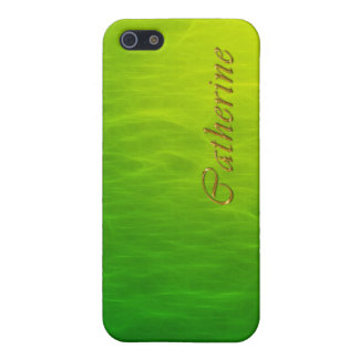 CATHERINE Name Branded iPhone Cover iPhone 5/5S Cover