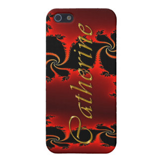 CATHERINE Name Branded iPhone Cover iPhone 5 Case