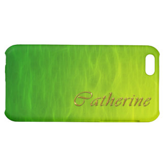 CATHERINE Name Branded iPhone Cover iPhone 5C Case