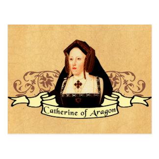 Catherine of Aragon Classic Postcard