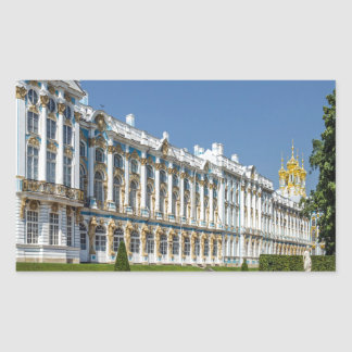 Catherine Palace Tsarskoe Selo Saint Petersburg Sticker
