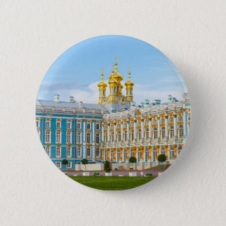 Catherine's Great Palace Tsarskoye Selo 2 Inch Round Button