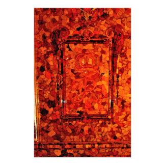 Catherine's Great Palace Tsarskoye Selo Amber Room Stationery