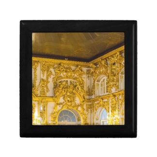 Catherine's Great Palace Tsarskoye Selo Ball Room Gift Box