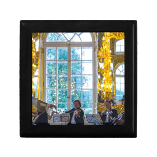 Catherine's Great Palace Tsarskoye Selo Ball Room Keepsake Box