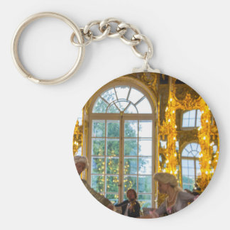 Catherine's Great Palace Tsarskoye Selo Ball Room Keychain
