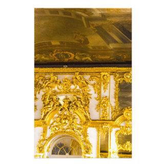 Catherine's Great Palace Tsarskoye Selo Ball Room Stationery