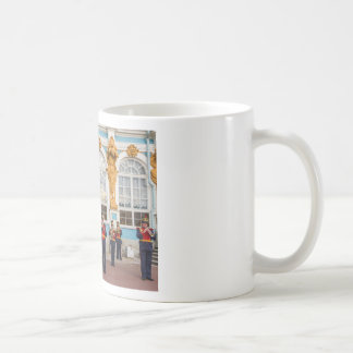 Catherine's Great Palace Tsarskoye Selo Brass Band Coffee Mug