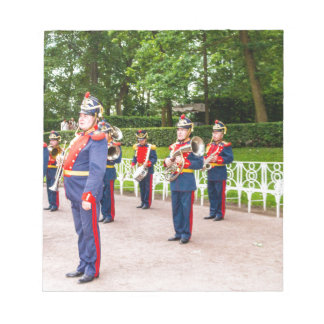 Catherine's Great Palace Tsarskoye Selo Brass Band Notepads