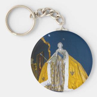 Catherine's Great Palace Tsarskoye Selo Coronation Keychain