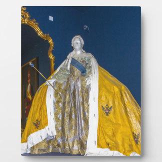 Catherine's Great Palace Tsarskoye Selo Coronation Plaque