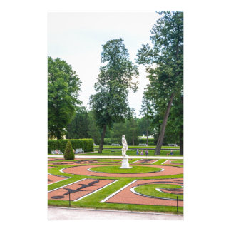 Catherine's Great Palace Tsarskoye Selo Gardens Stationery