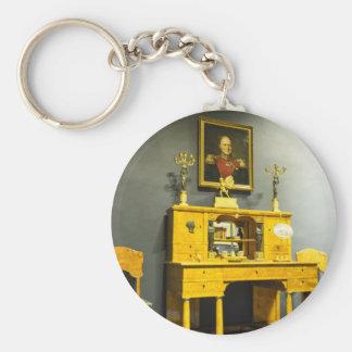 Catherine's Great Palace Tsarskoye Selo Office Keychain