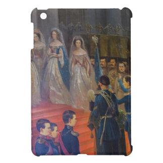Catherine's Great Palace Tsarskoye Selo Painting iPad Mini Covers