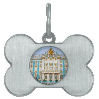 Catherine's Great Palace Tsarskoye Selo Pet ID Tag