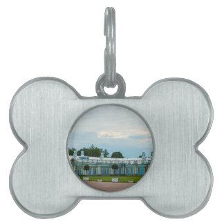 Catherine's Great Palace Tsarskoye Selo Pet Name Tag