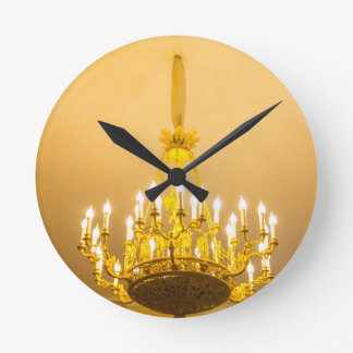 Catherine's Great Palace Tsarskoye Selo Wall Clock