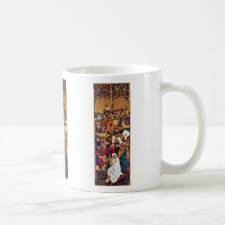 Catherine'S Altar Right Wing: The Discovery Coffee Mugs