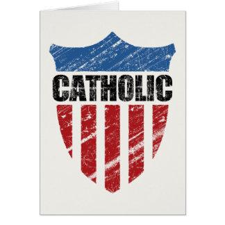 Catholic Card