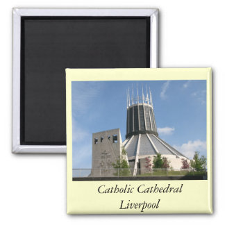 Catholic Cathedral - Liverpool Magnet