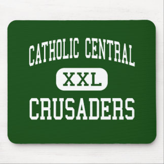 Catholic Central - Crusaders - High - Muskegon Mouse Pads