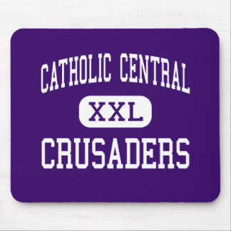 Catholic Central - Crusaders - High - Troy Mouse Mats