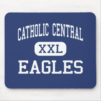 Catholic Central - Eagles - High - Redford Mouse Mats