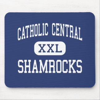 Catholic Central - Shamrocks - High - Novi Mouse Pads