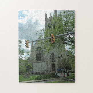 Catholic Church of Cleveland Jigsaw Puzzle