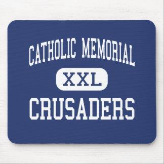 Catholic Memorial - Crusaders - High - Waukesha Mouse Mats