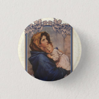Catholic Saint Buttons -  Gifts