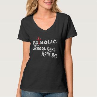 Catholic School Girl (Dark) T-Shirt
