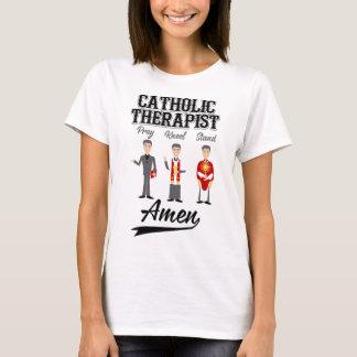 Catholic Therapist -  Religious Shirt