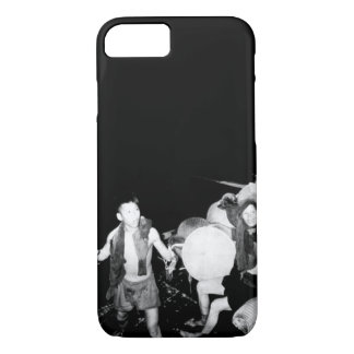 Catholics escaping communist territory_War Image iPhone 7 Case