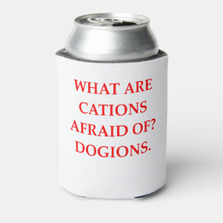 CATIONS CAN COOLER