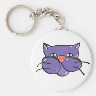 catitude 1 keychain