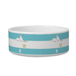 Catnap Food Bowl