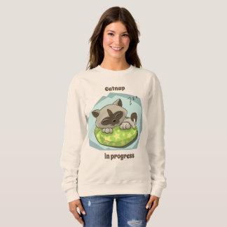 Catnap Women's Basic Sweatshirt