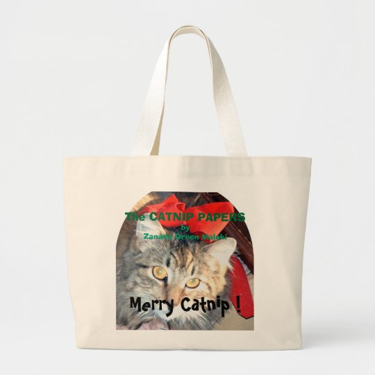 Catnip Papers Covercat Stuffit Tote