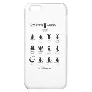 Catology sceptique symbolique/astrologie étuis iPhone 5C