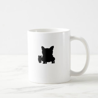Catonkey Shelf Coffee Mug