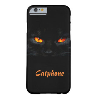 Catphone - A Cat Without a Grin iPhone 6 Case