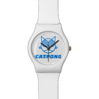 Catpong - Blue Watch