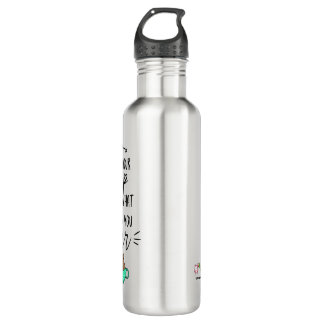 Catpuccino Stainless Steel Bottle