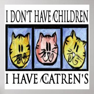 Catren's Poster