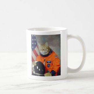 Catronaut Coffee Mug