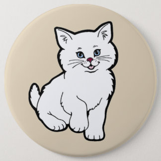 CATS 6 INCH ROUND BUTTON