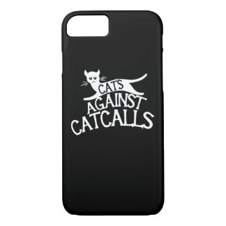 cats against catcalls iPhone 8/7 case