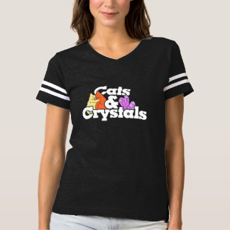 Cats and Crystals T-shirt