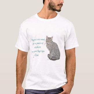 Cats as Sculpture T-Shirt